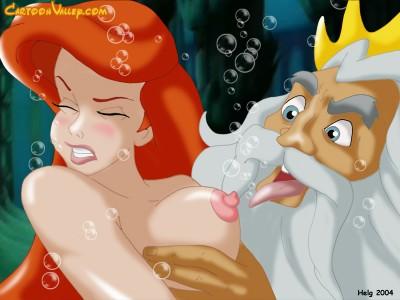 Nude Ariel