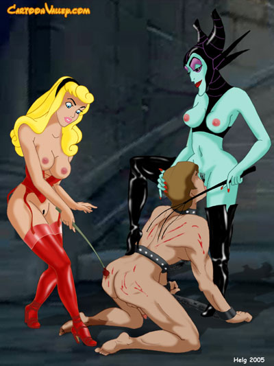 Hot Cartoon Porn Series