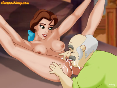 Belle knows how to keep her father happy